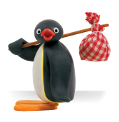 Pingu's English grandfather