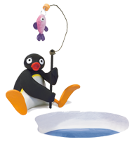 Pingu's English fishing