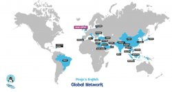 network of global partners