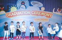 graduation ceremony kids