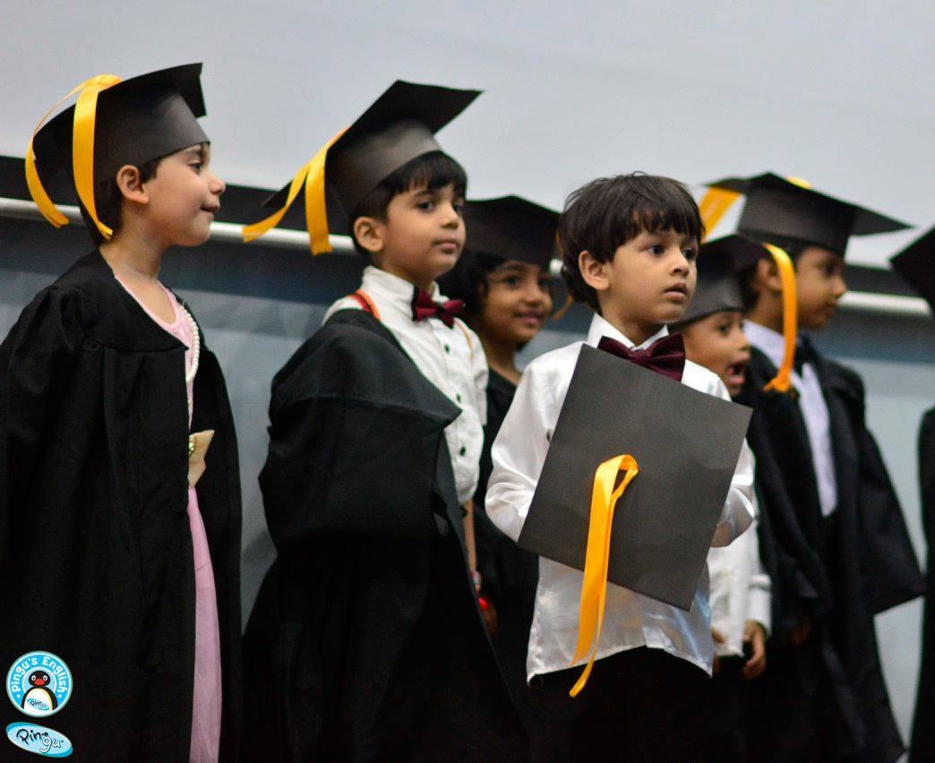 kids graduation